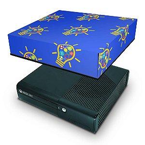 Xbox 360 Super Slim Capa Anti Poeira - Personalizada