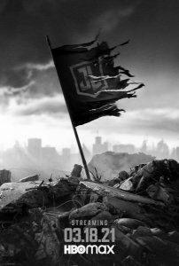 Poster Liga da Justiça Zack Snyder C