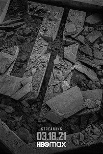 Poster Liga da Justiça Zack Snyder D