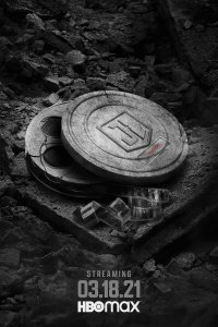 Poster Liga da Justiça Zack Snyder F