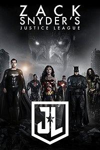 Poster Liga da Justiça Zack Snyder G