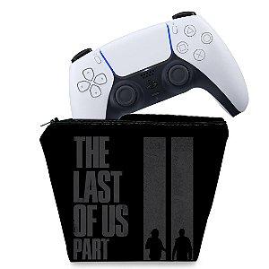 Capa PS5 Controle Case - The Last Of Us Part II Bundle