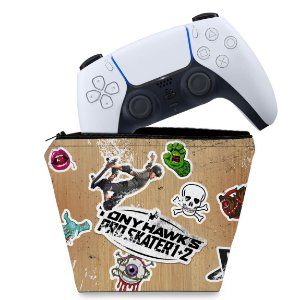 Capa PS5 Controle Case - Tony Hawk's Pro Skater