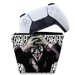 Capa PS5 Controle Case - Joker Coringa