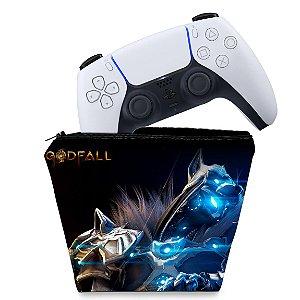 Capa PS5 Controle Case - Godfall