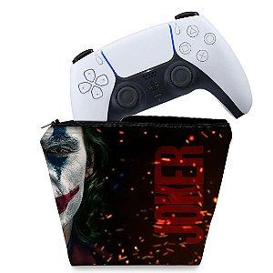 Capa PS5 Controle Case - Joker Filme