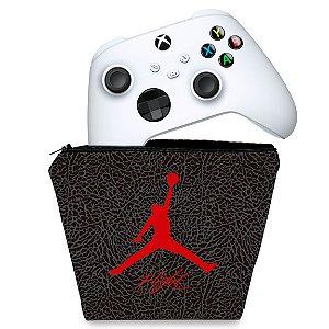 Capa Xbox Series S X Controle Case - Jordan Flight