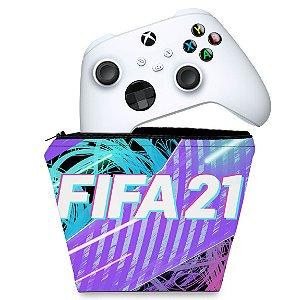 Capa Xbox Series S X Controle Case - FIFA 21