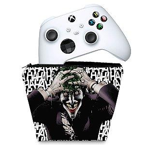 Capa Xbox Series S X Controle Case - Joker Coringa