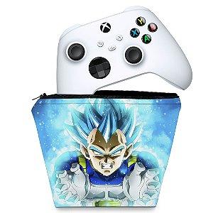 Capa Xbox Series S X Controle Case - Dragon Ball Super