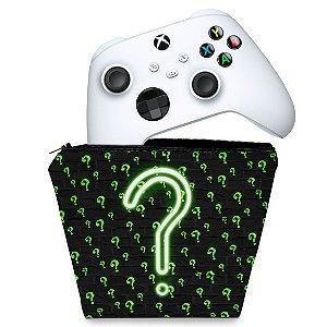 Capa Xbox Series S X Controle Case - Charada
