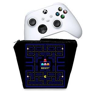Capa Xbox Series S X Controle Case - Pac Man