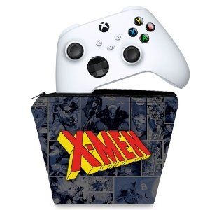 Capa Xbox Series S X Controle Case - X-Men Comics