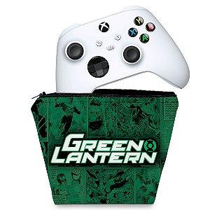 Capa Xbox Series S X Controle Case - Lanterna Verde Comics