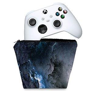 Capa Xbox Series S X Controle Case - Abstrato #91