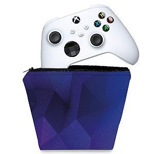 Capa Xbox Series S X Controle Case - Abstrato #92