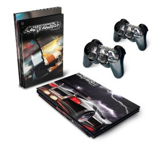 PS2 Slim Skin - Need for Speed: Most Wanted