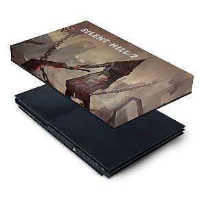 PS2 Slim Capa Anti Poeira - Silent Hill 2