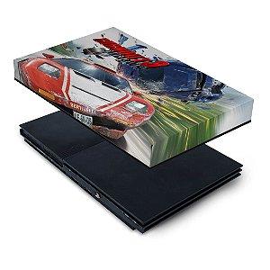 PS2 Slim Capa Anti Poeira - Burnout 3