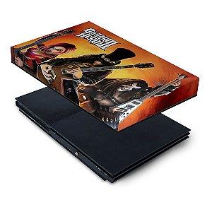 PS2 Slim Capa Anti Poeira - Guitar Hero III 3