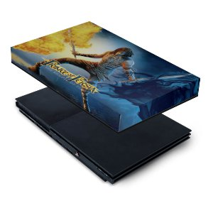 PS2 Slim Capa Anti Poeira - Prince Of Persia
