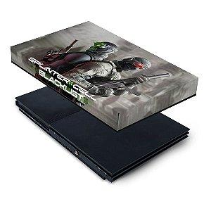PS2 Slim Capa Anti Poeira - Splinter Cell