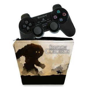 Capa PS2 Controle Case - Shadow Colossus