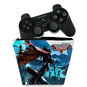Capa PS2 Controle Case - Final Fantasy VII