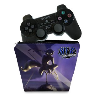 Capa PS2 Controle Case - Sly 2
