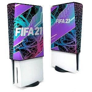 Capa PS5 Anti Poeira - FIFA 21