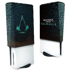 Capa PS5 Anti Poeira - Assassin's Creed Valhalla