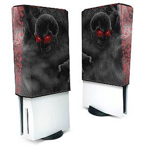 Capa PS5 Anti Poeira - Caveira Skull