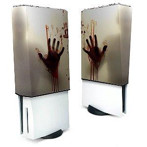 Capa PS5 Anti Poeira - Fear The Walking Dead