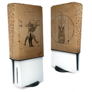 Capa PS5 Anti Poeira - Assassin'S Creed Vitruviano