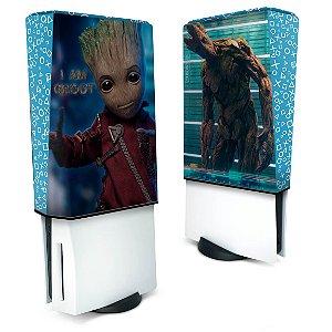 Capa PS5 Anti Poeira - Baby Groot
