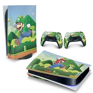 Skin PS5 - Super Mario