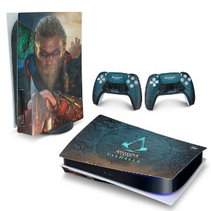 Skin PS5 - Assassin's Creed Valhalla