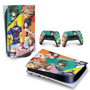 Skin PS5 - Boku No Hero Academia