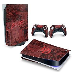 Skin PS5 - Daredevil Demolidor Comics