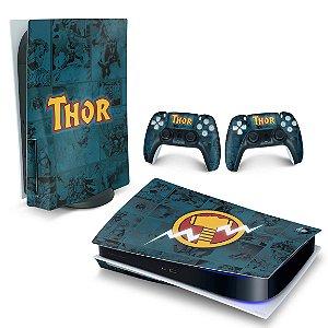 Skin PS5 - Thor Comics