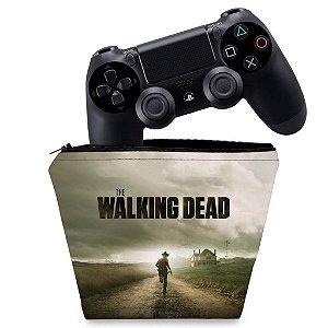 Capa PS4 Controle Case - The Walking Dead