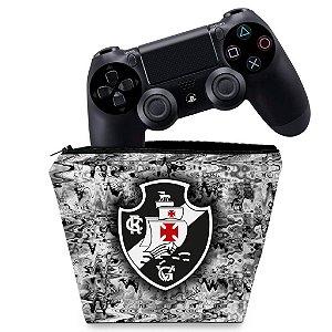 Capa PS4 Controle Case - Vasco