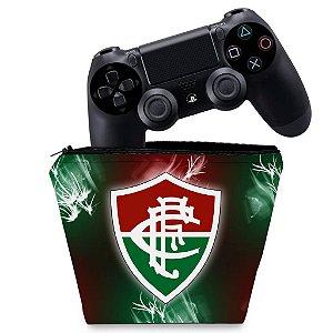Capa PS4 Controle Case - Fluminense