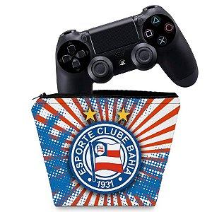 Capa PS4 Controle Case - Bahia