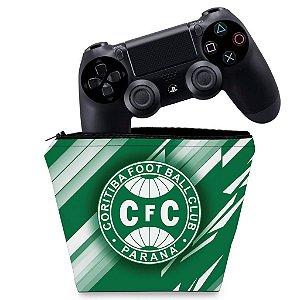 Capa PS4 Controle Case - Coritiba