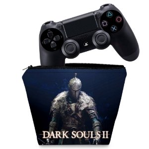 Capa PS4 Controle Case - Dark Souls 2