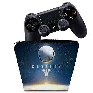 Capa PS4 Controle Case - Destiny