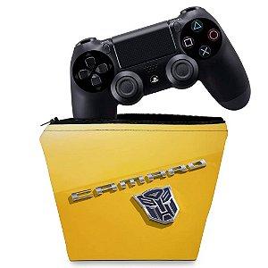 Capa PS4 Controle Case - Camaro - Transformers