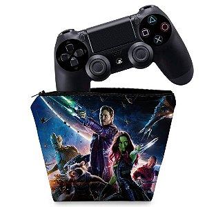 Capa PS4 Controle Case - Guardioes Da Galaxia
