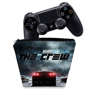 Capa PS4 Controle Case - The Crew